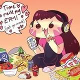 Eat Per Minute