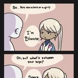 Blanche's Gender
