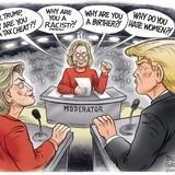 Mini Trump win comp
